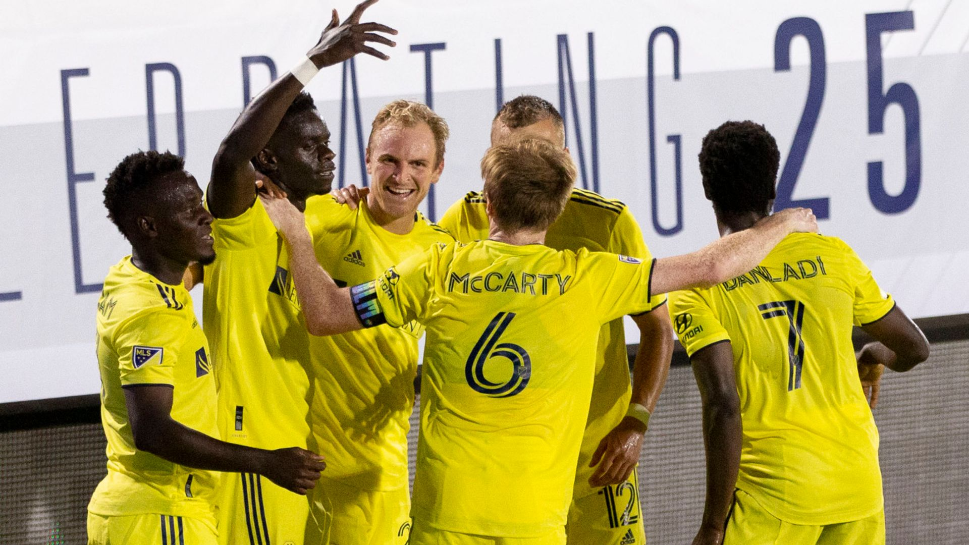 Nashville claim historic first MLS win