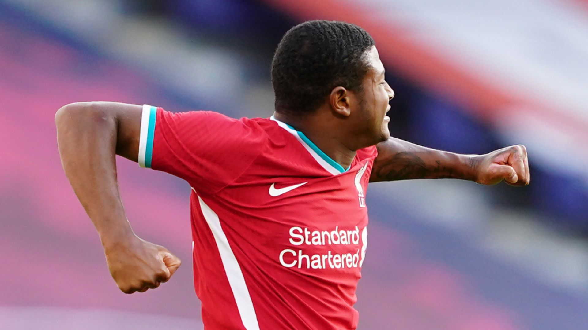 Friendlies: Brewster double earns Liverpool draw