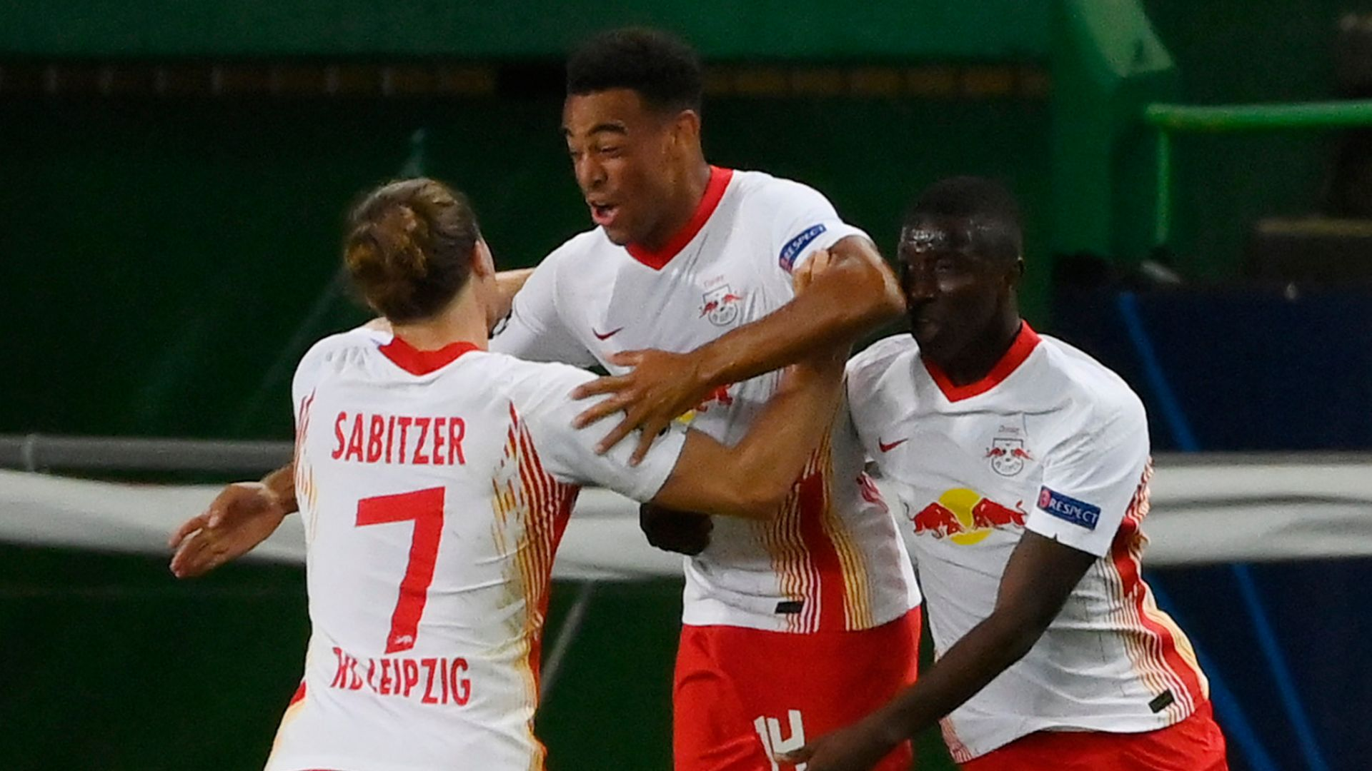 Leipzig edge Atletico to reach CL semis