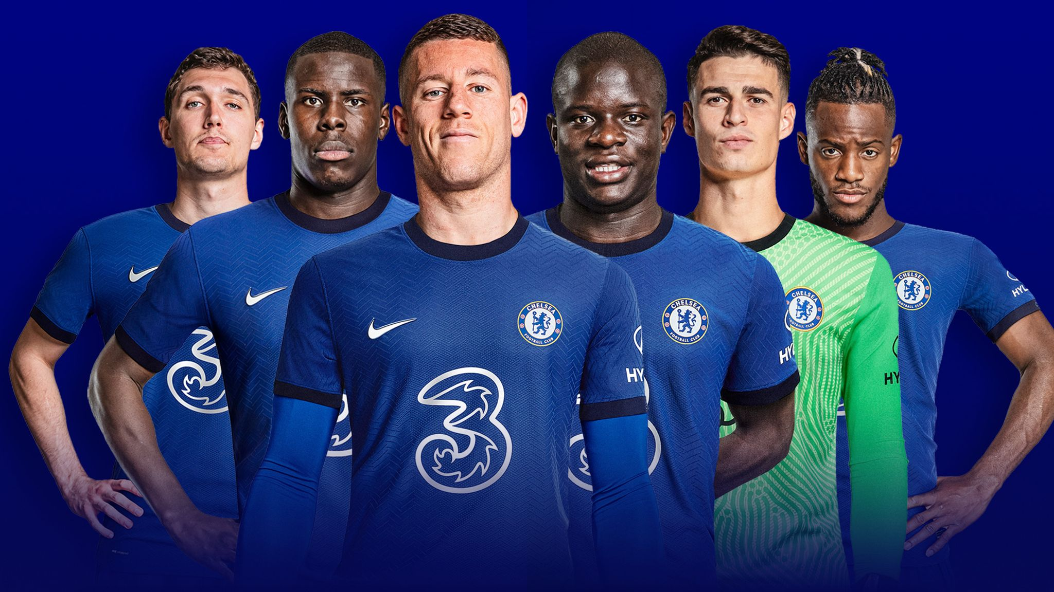 Which Chelsea Players Should Stay And Who Should Go Football News Sky Sports