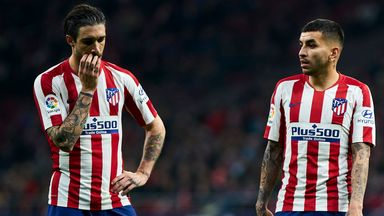 fifa live scores - Atletico Madrid confirm two positive coronavirus tests ahead of Champions League quarter-final