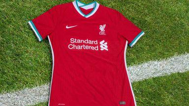 Premier League kits for 2020/21