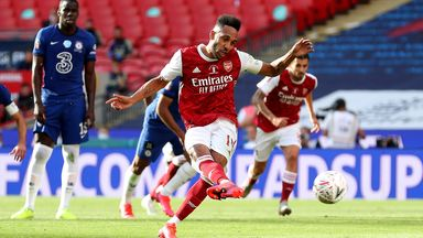Race for Europe: What Arsenal's FA Cup win means for Spurs