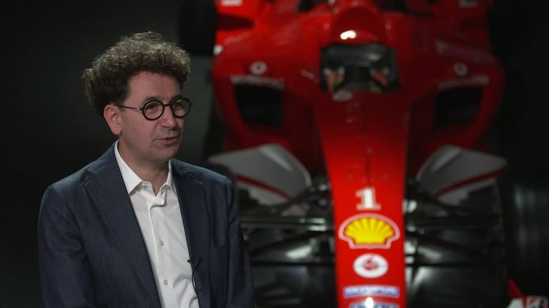 EXCLUSIVE: Ferrari team principal Mattia Binotto gives Sky Sports F1 his verdict on the new Concorde Agreement and what it means for the future
