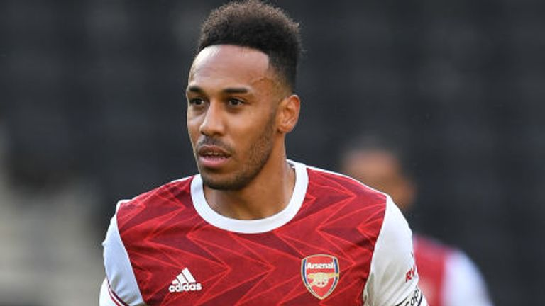 Mikel Arteta is optimistic Pierre-Emerick Aubameyang will sign a new contract