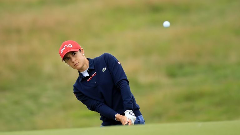 Azahara Munoz leads the way going into the final round of the Ladies Scottish Open