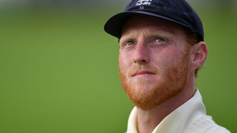 Ben Stokes could play his first match in this year's IPL on Sunday