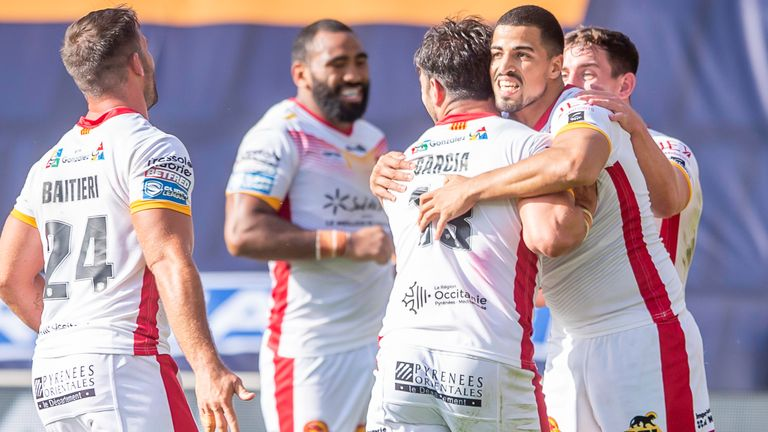 Catalans Dragons will not be subject to the 14-day quarantine for arrivals from France