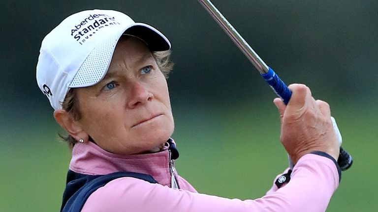 Catriona Matthew is now an honorary member of the R&A