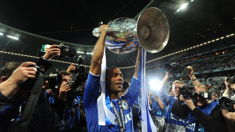 Ashley Cole won eight major honours after leaving Arsenal for Chelsea