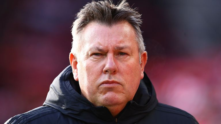 Craig Shakespeare was sacked as Watford assistant last month