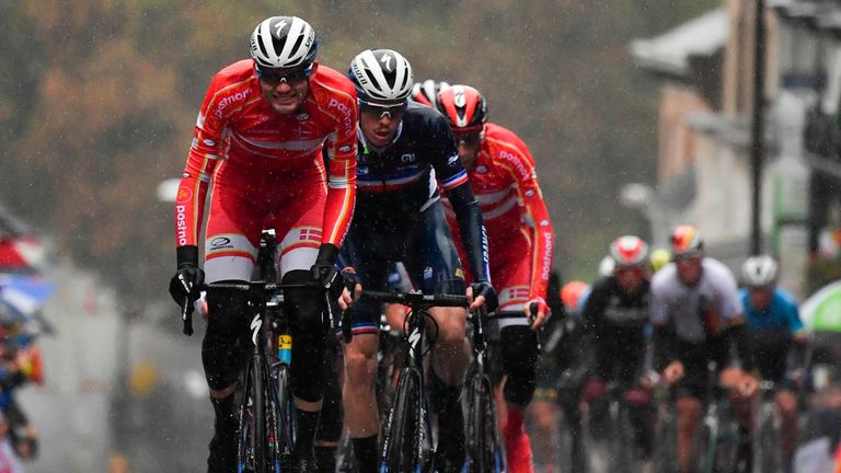 The 2019 Road World Championships took place in Yorkshire
