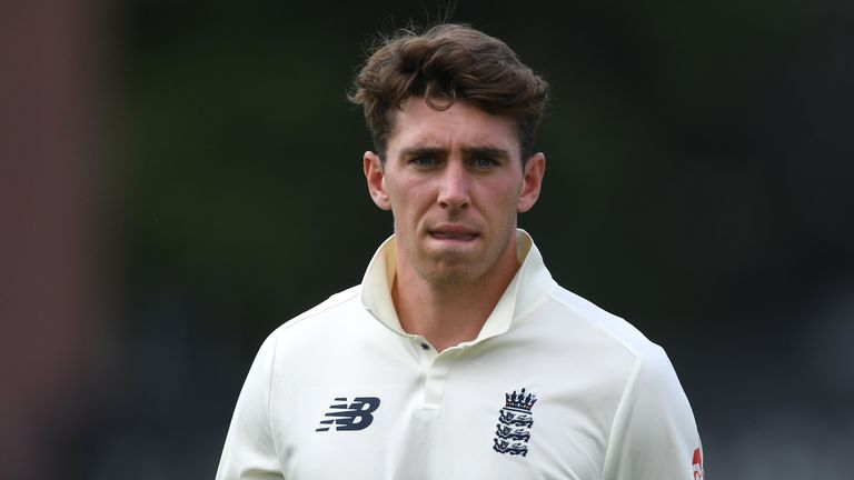 Dan Lawrence has been included in the England Test squad this summer but is yet to make his debut