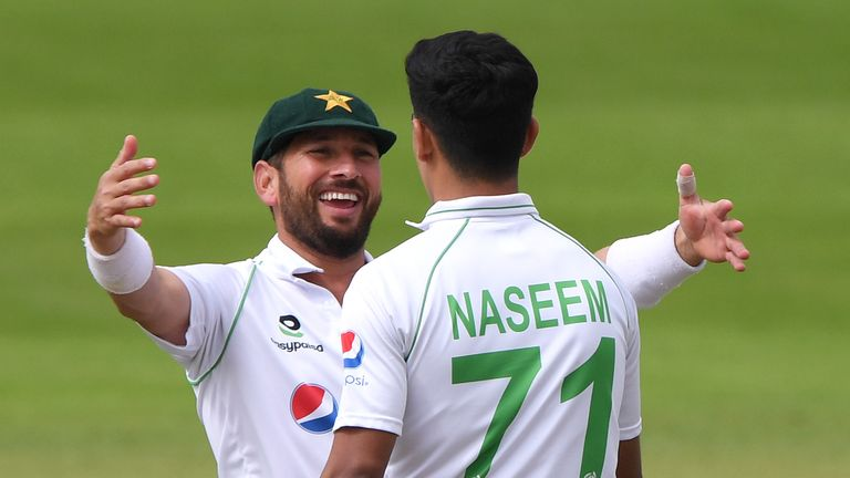 Holding pointed out that Pakistan toured England in the summer of 2020 amid strict Covid protocols