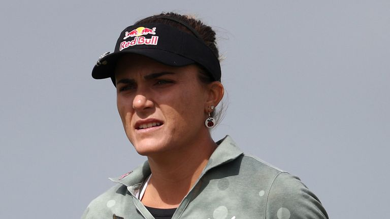 Thompson's only major victory to date is at the 2012 ANA Inspiration