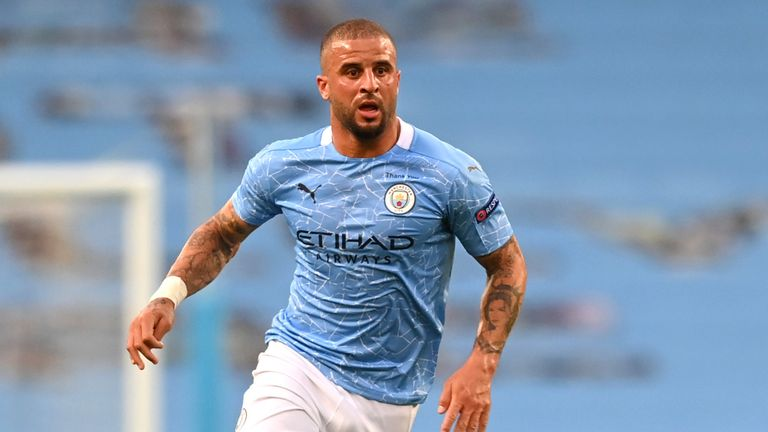 Manchester City's Kyle Walker believes Champions League glory is the next natural progression for the club