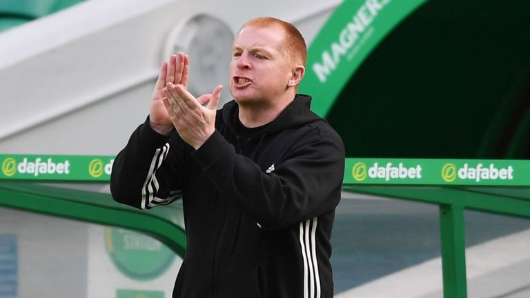 Celtic manager Neil Lennon is interested in Toney