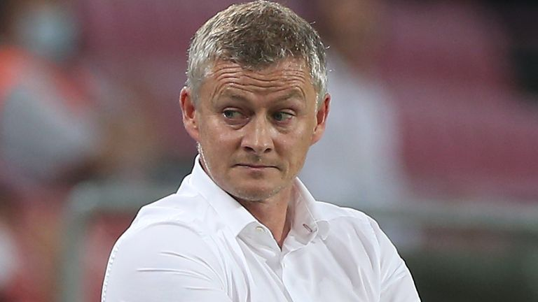Ole Gunnar Solskjaer needs time to mould his squad ahead of the new Premier League season, says Neville