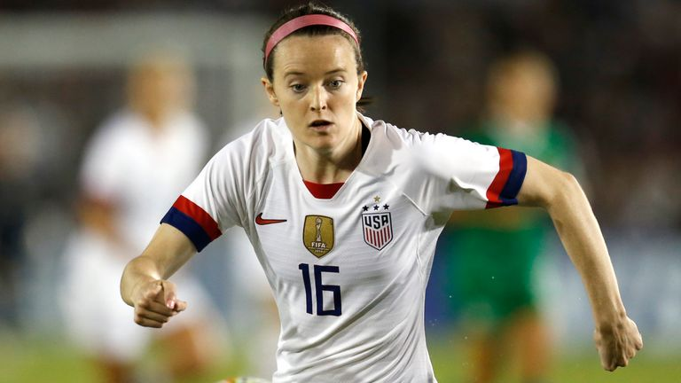 Rose Lavelle has established herself as a key player for the USA
