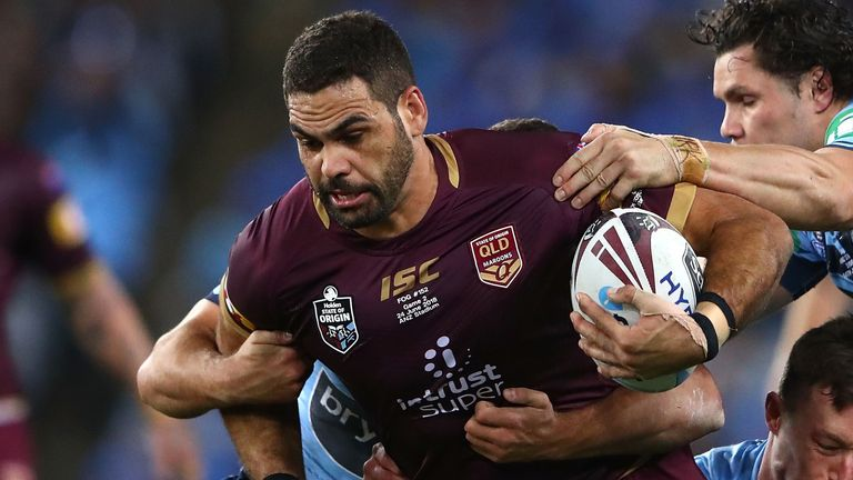 Inglis has confirmed he will not make 'an Alfie Langer' and play for Queensland again