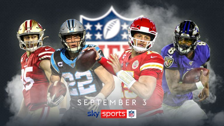 The Sky Sports NFL channel will bring viewers the story of the entire season, around the clock