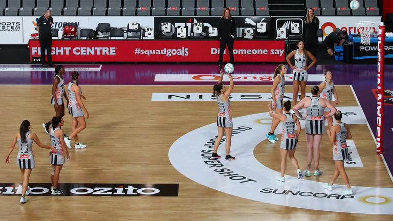 The Super Shot was a feature of Super Netball for the first time
