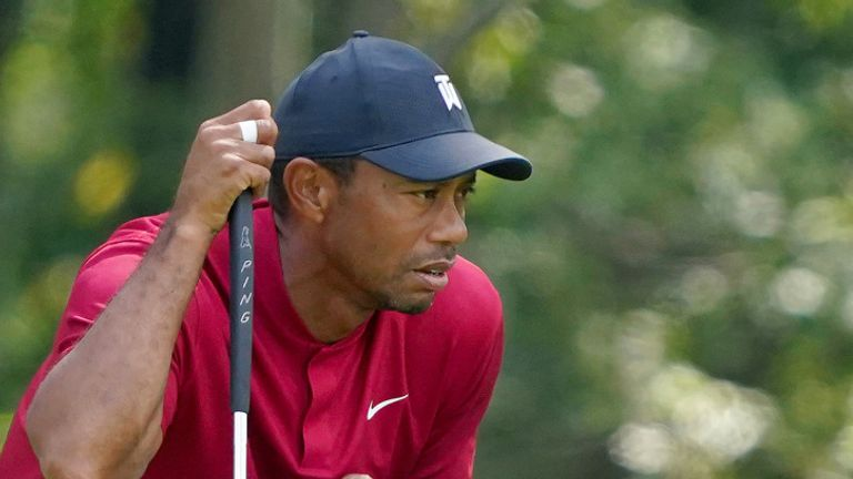 Woods felt the week was good prep for the US Open