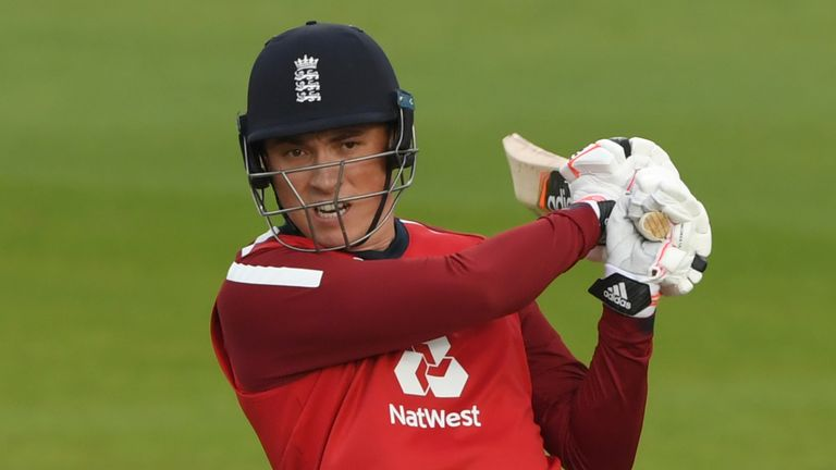 Tom Banton was in brilliant form in the first T20I against Pakistan
