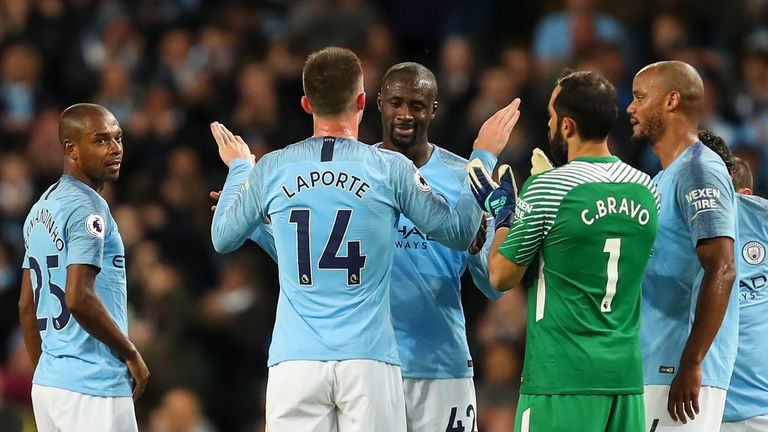 Yaya Toure left Manchester City in 2018, after eight years, having lifted three Premier League titles - but having suffered plenty of Champions League heartbreak himself