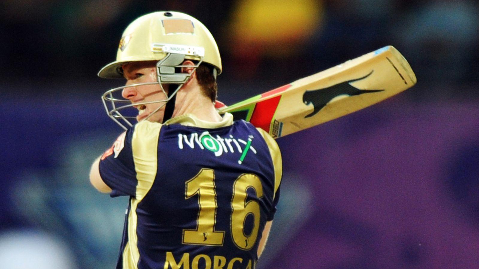 Eoin Morgan replaces Dinesh Karthik as Kolkata Knight Riders captain in IPL  | Cricket News | Sky Sports