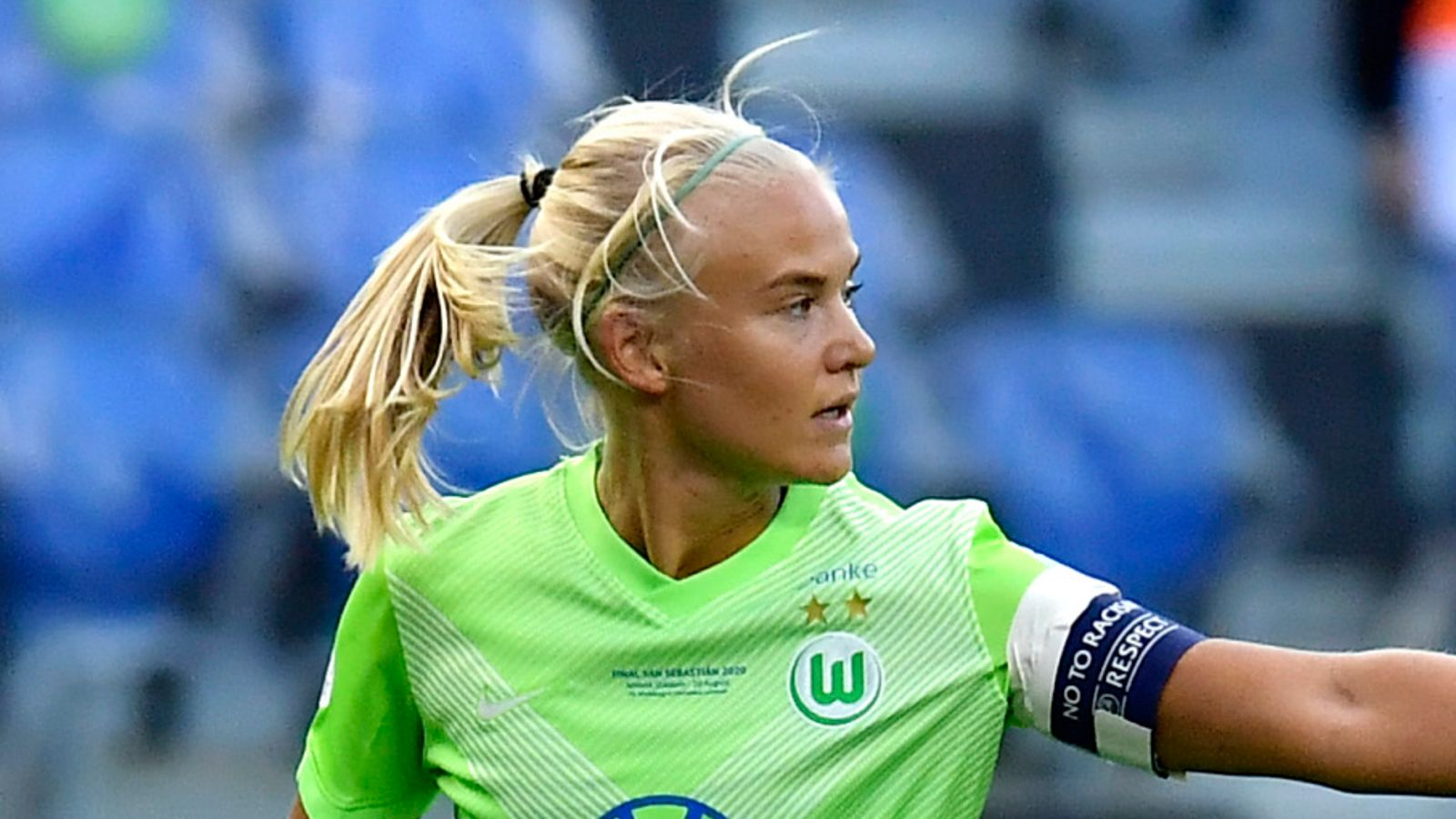 Pernille Harder: Chelsea Women sign Wolfsburg and Denmark
