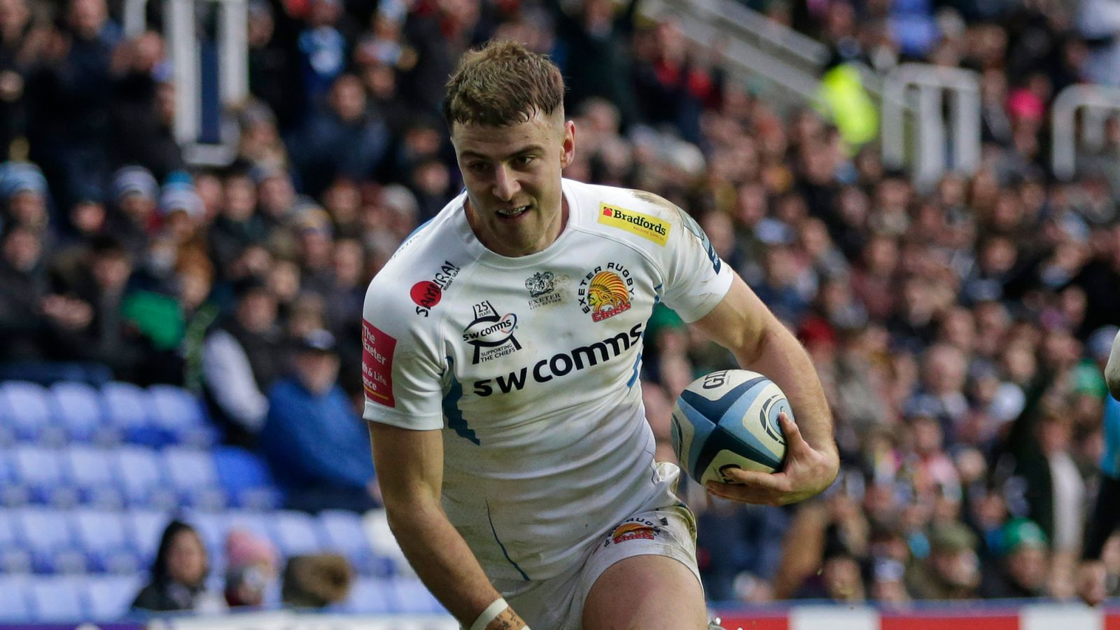 Ollie Devoto: Exeter must stop Toulouse momentum in Champions Cup semi-final