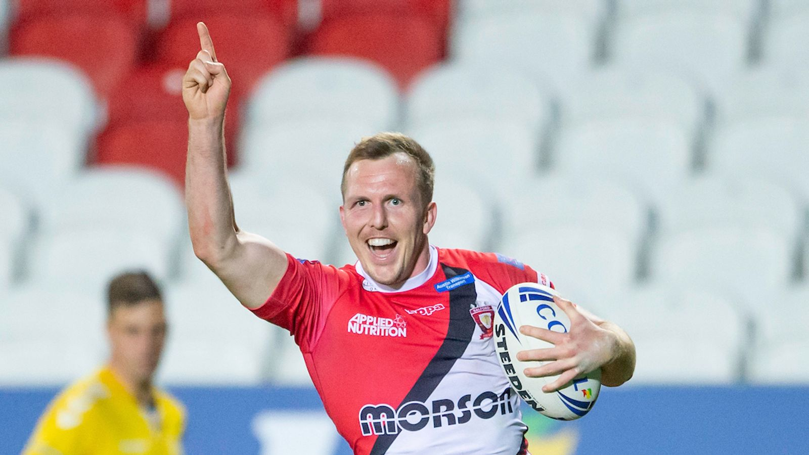 Catalans 18-22 Salford: Dan Sarginson golden point try sees Red Devils into Challenge Cup semi-finals