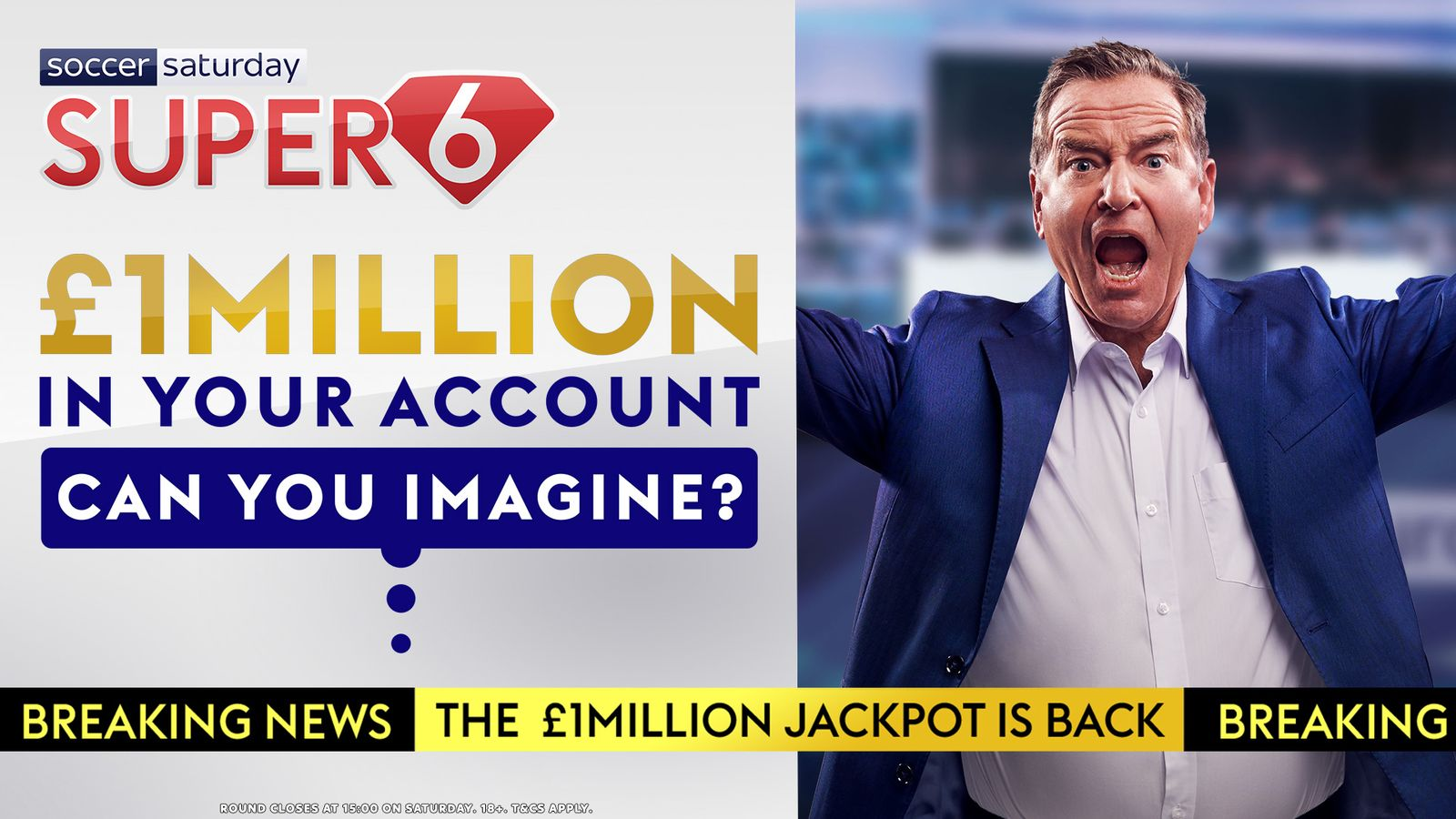 Super 6 £1m preview - One day to go!