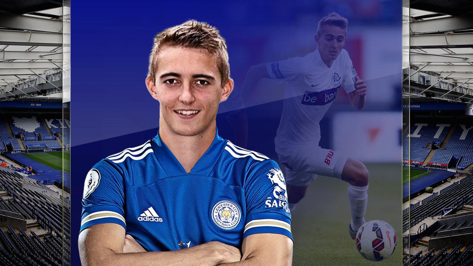 Timothy Castagne to Leicester: Alex McLeish on breakthrough at Genk