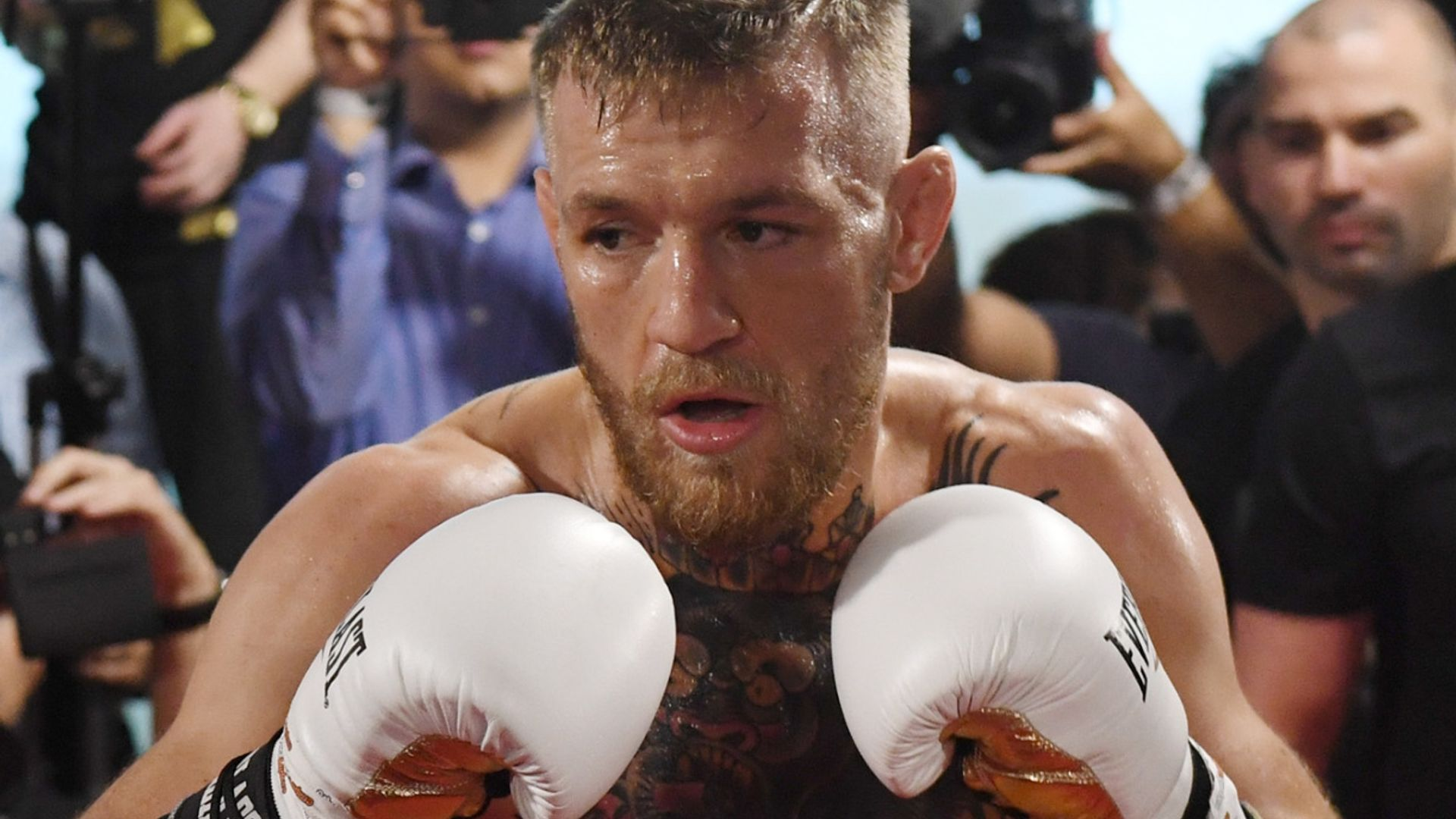 McGregor on Pacquiao: Boxing it is, for now - sky sports