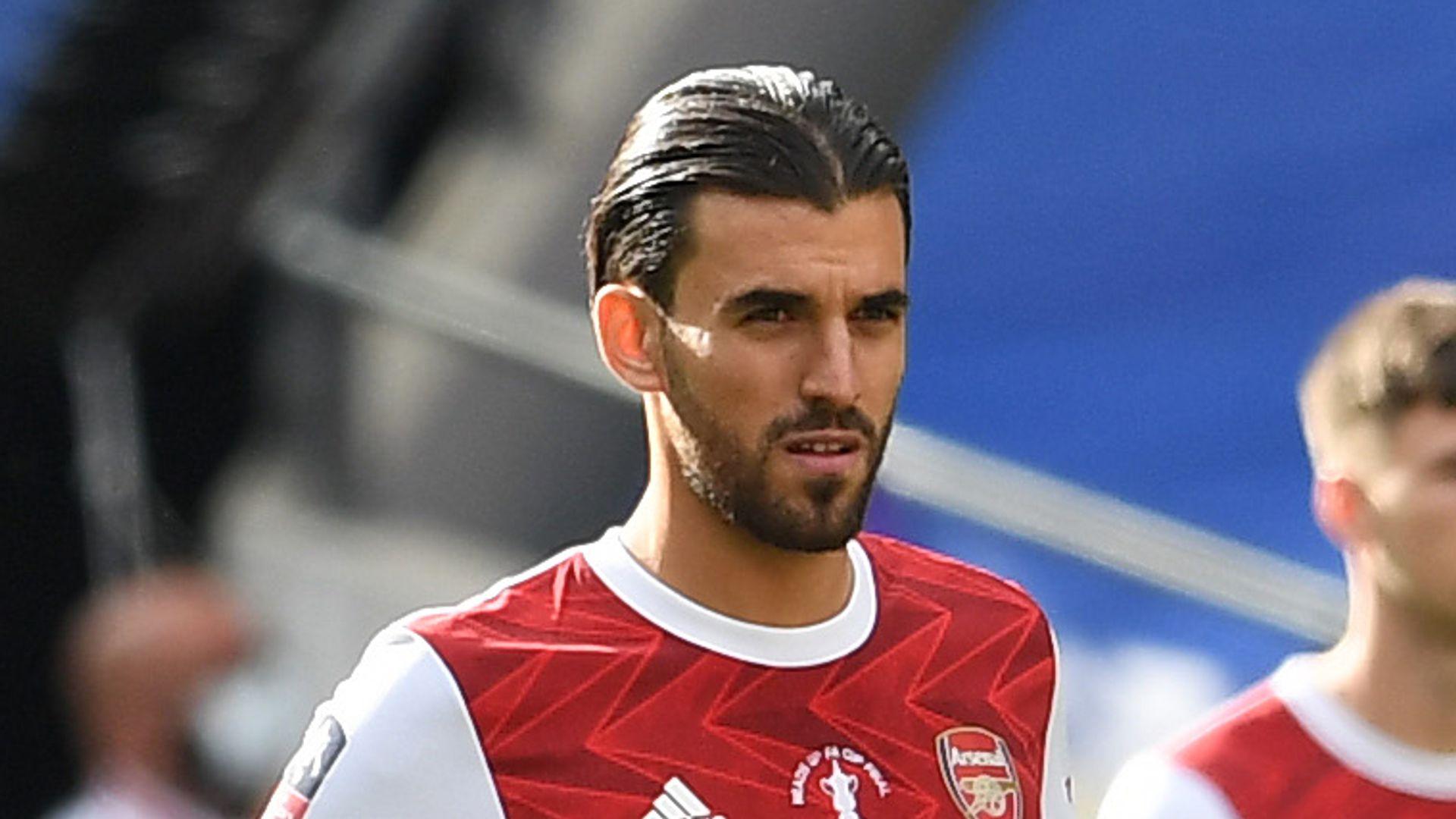 Arsenal re-sign Ceballos on loan