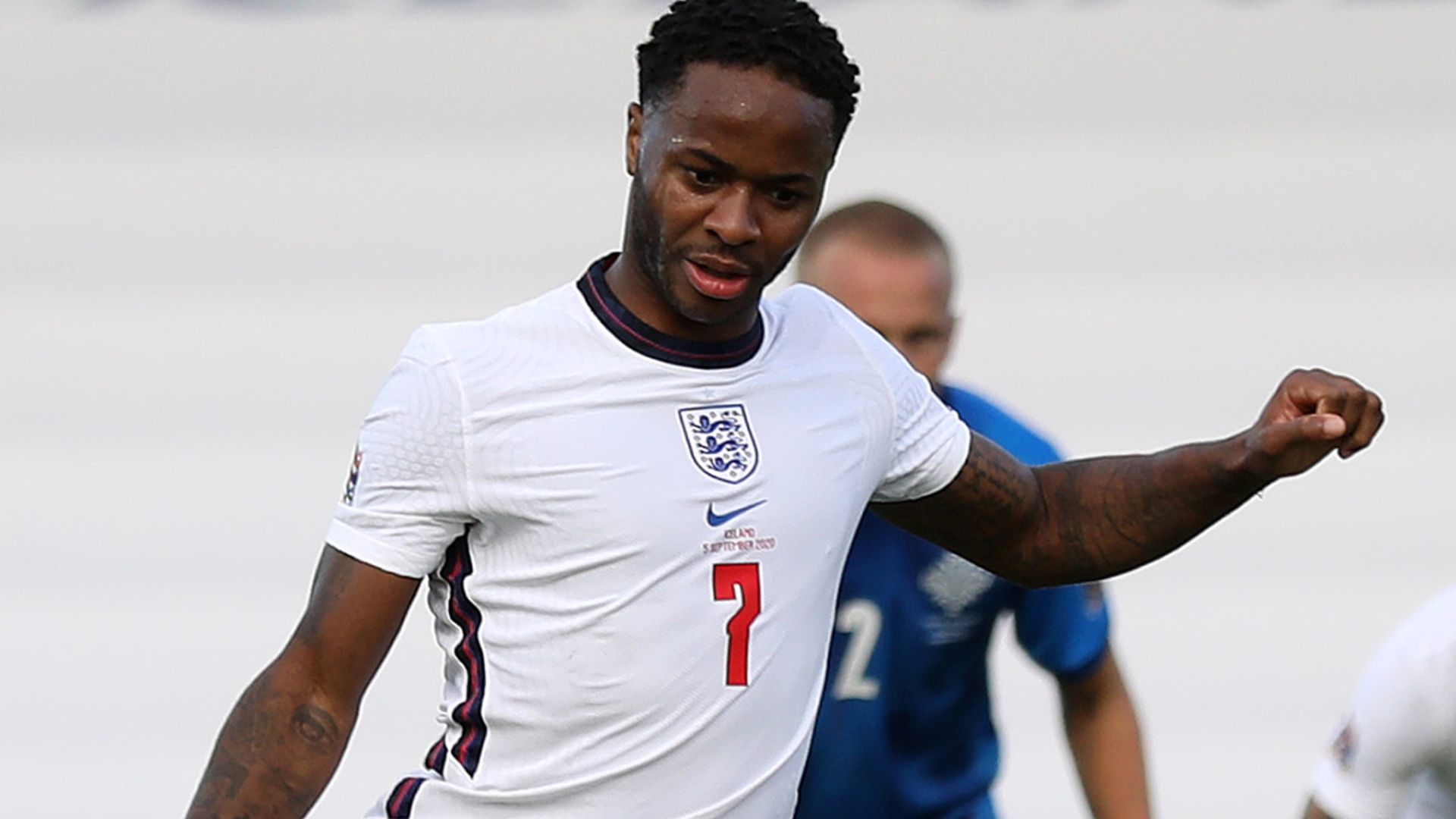 Southgate: Sterling taken his game to another level