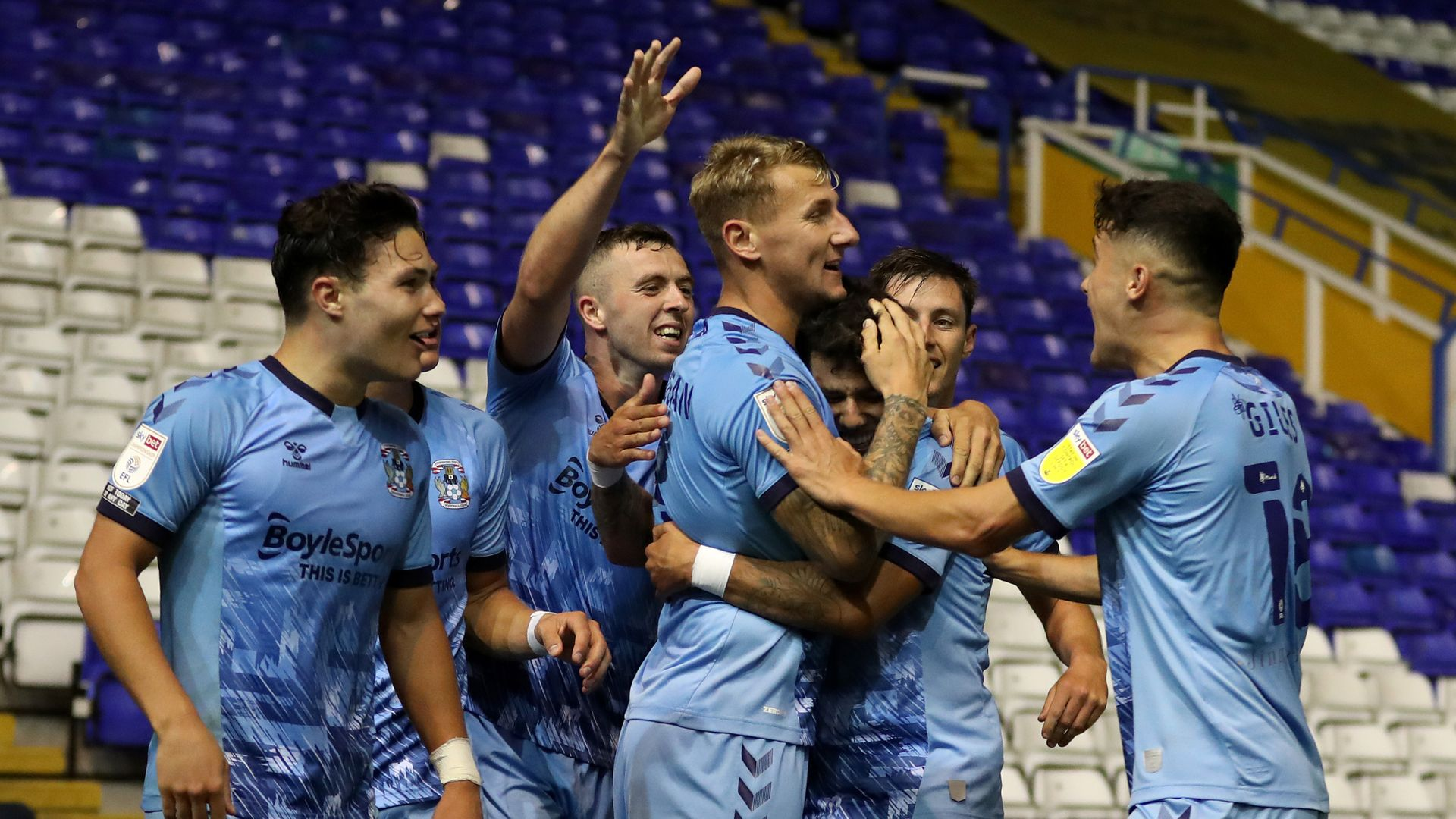 Coventry beat QPR in five-goal thriller