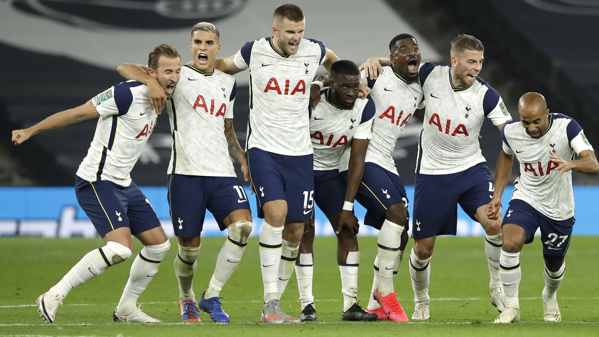 Spurs beat Chelsea on penalties after comeback