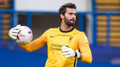 Alisson: We needed to get back on right path
