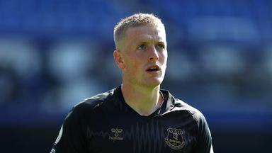 Ancelotti backs under-fire Pickford