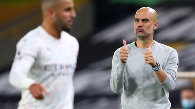 Pep: Champions will have 90+ points, but what is pressure?