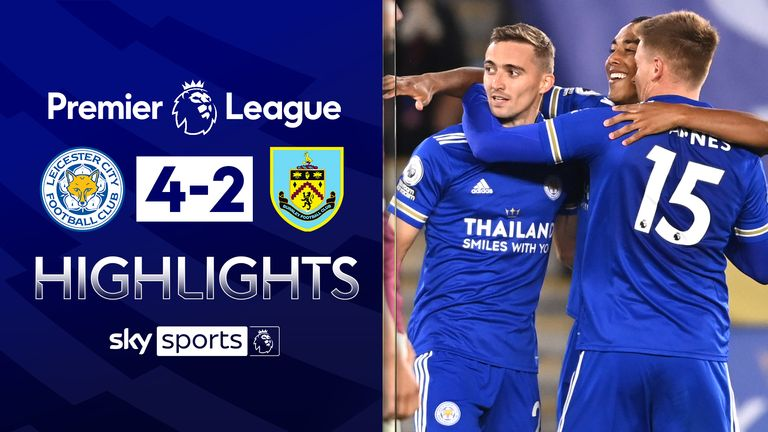 FREE TO WATCH: Highlights from Leicester win over Burnley in the Premier League.