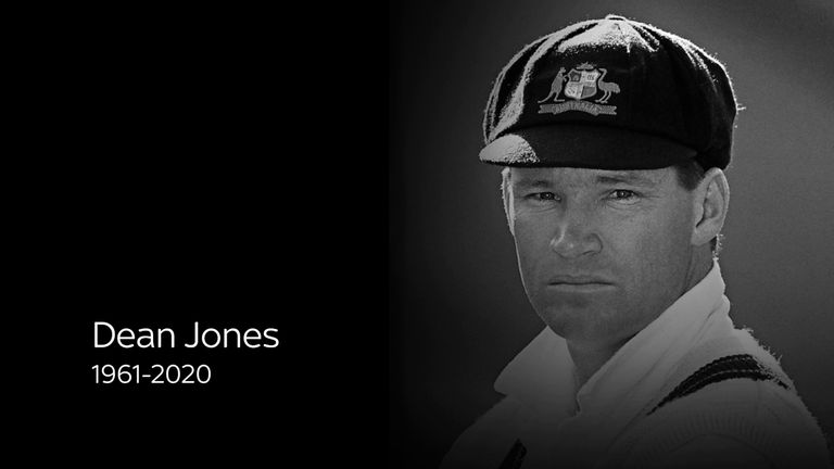 Former England captain Michael Atherton pays tribute to former Australia cricketer Dean Jones who has died at the age of 59