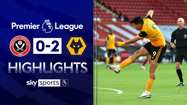 FREE TO WATCH: Highlights from Wolves' win over Sheffield United in the Premier League.