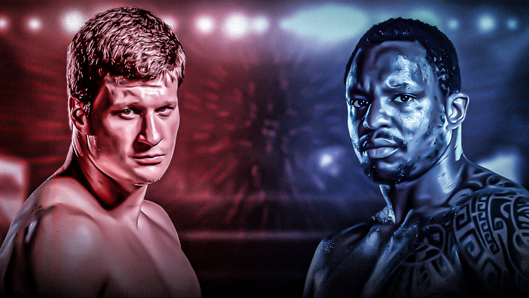 Alexander Povetkin's rematch with Dillian Whyte is on November 21, live on Sky Sports Box Office