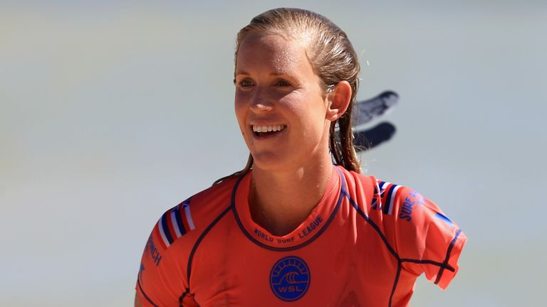 Bethany Hamilton has not let anything stop her from pursuing her goals, not even a shark attack