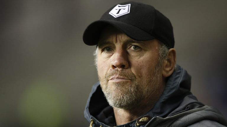 Brian McDermott is confident Toronto's proposals are strong enough to keep them in Super League