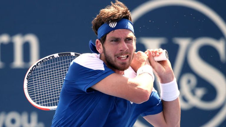 Cameron Norrie, the British No 3, had never been further than the second round in New York previously